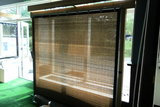 Verandadoek met schuif/railsysteem breed 450cm x hoog 200-240cm_