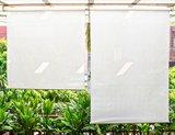 Rolgordijn schaduwdoek breed 148cm x hoog 240cm_