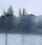 golfplaat transparant doorzichtig