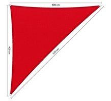 Schaduwdoek 400x400x570cm Triangle waterafstotend