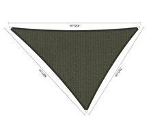 Schaduwdoek 350x400x450cm Triangle Tijdloos
