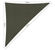 Schaduwdoek 300x300x420cm Triangle Tijdloos