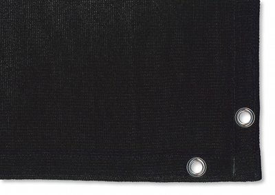 Windbreekgaas zwart 180gram 225cm x 350cm